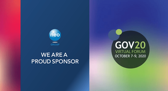 Neo Group sponsors GOV20
